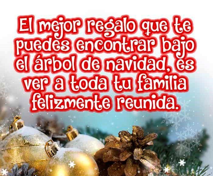Imagenes De Navidad Y Ano Nuevo El Amor Familiar Es El Mejor Regalo Que Puede Existir En Navidad Amor Familiar Navidad Mensaje Navideno