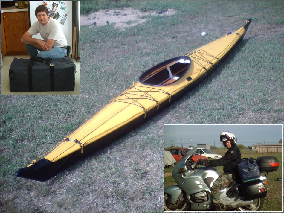 New Folding Kayak Builders Manual Sea Otter Folding Kayak You