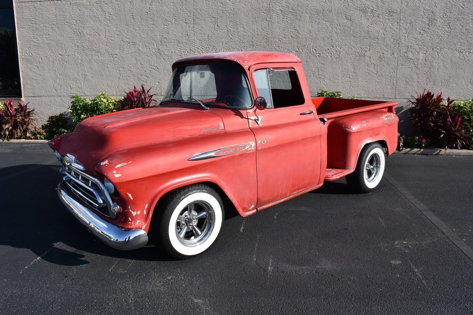 Awesome Amazing 1957 Chevrolet Other Pickups Step Side Chevy Stepside Pickup Truck 3100 0