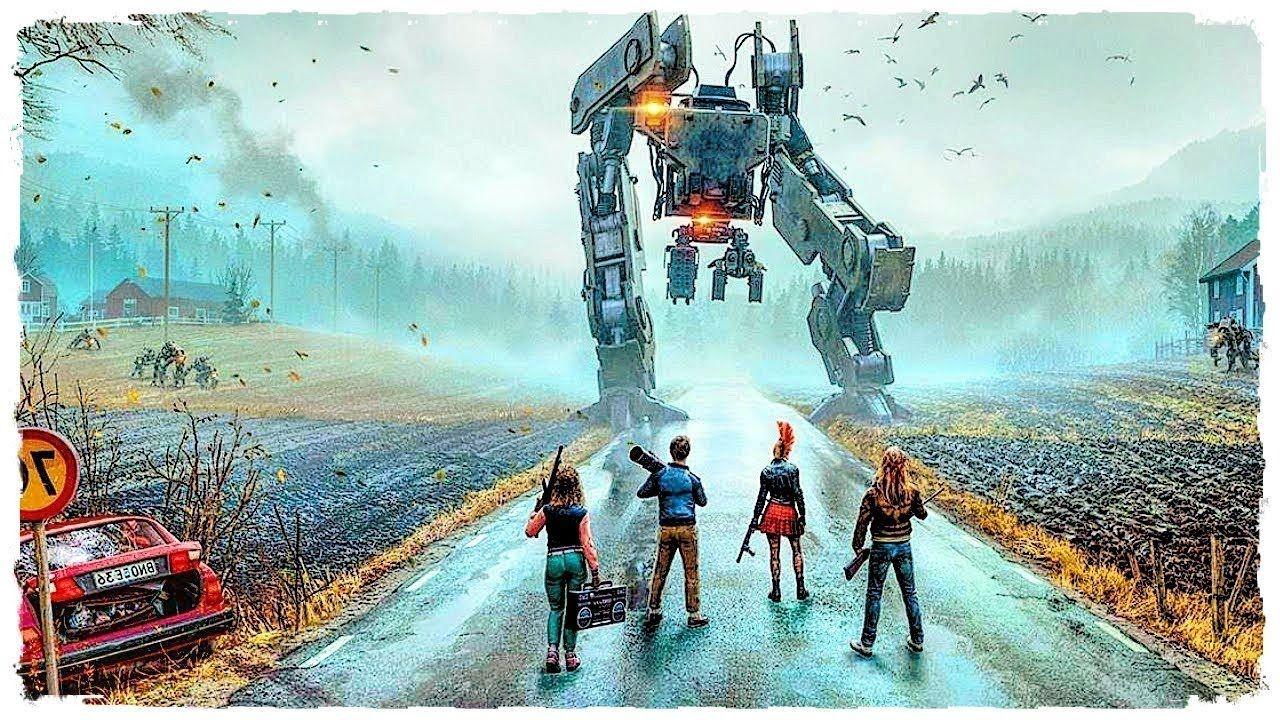 Generation zero reveal trailer new open world game 2019