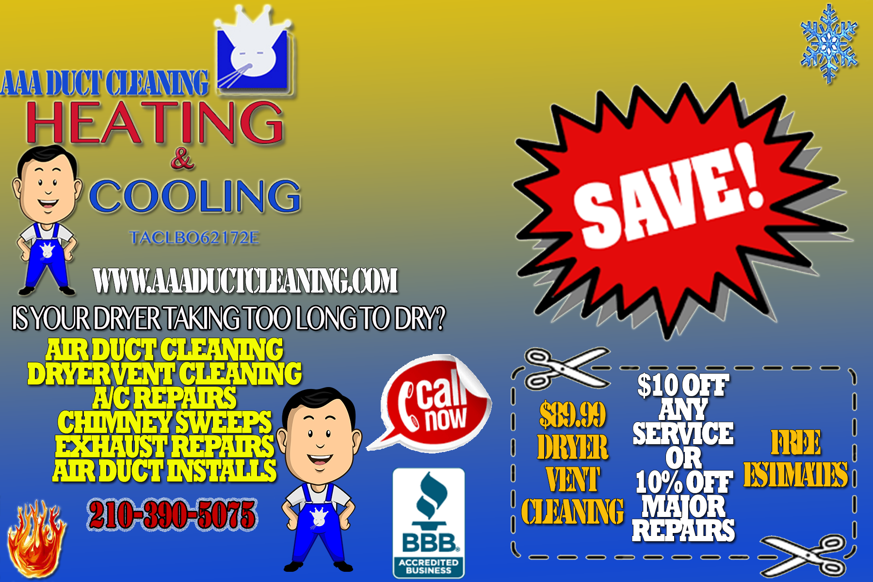 Aaa Duct Cleaning Our Sponsors San Antonio Http Aaaductcleaning
