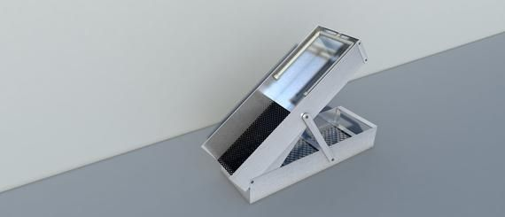 Little Highbanker Plans DIY Sluice Box Gold Prospecting ...