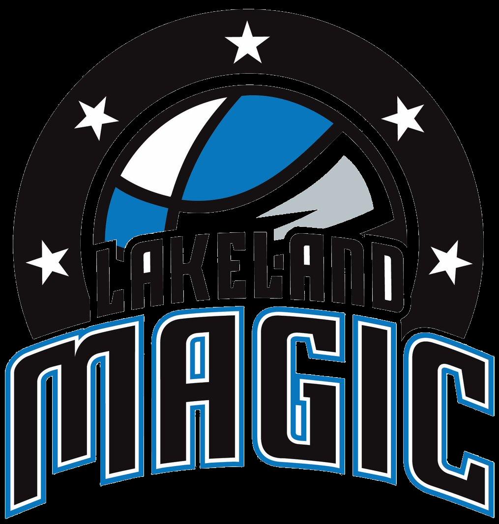 Lakeland Magic Logo Logo basketball, Logos, Sports logo