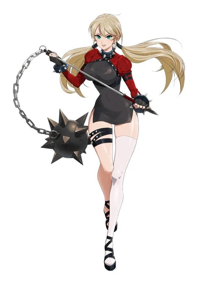 Roxy Nanatsu No Taizai Wiki Fandom Anime Character Design Character Design Animation Fantasy Character Design