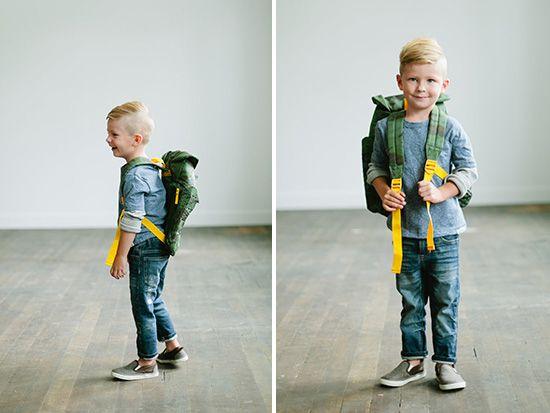 Boys back to school fall looks in @gapkids