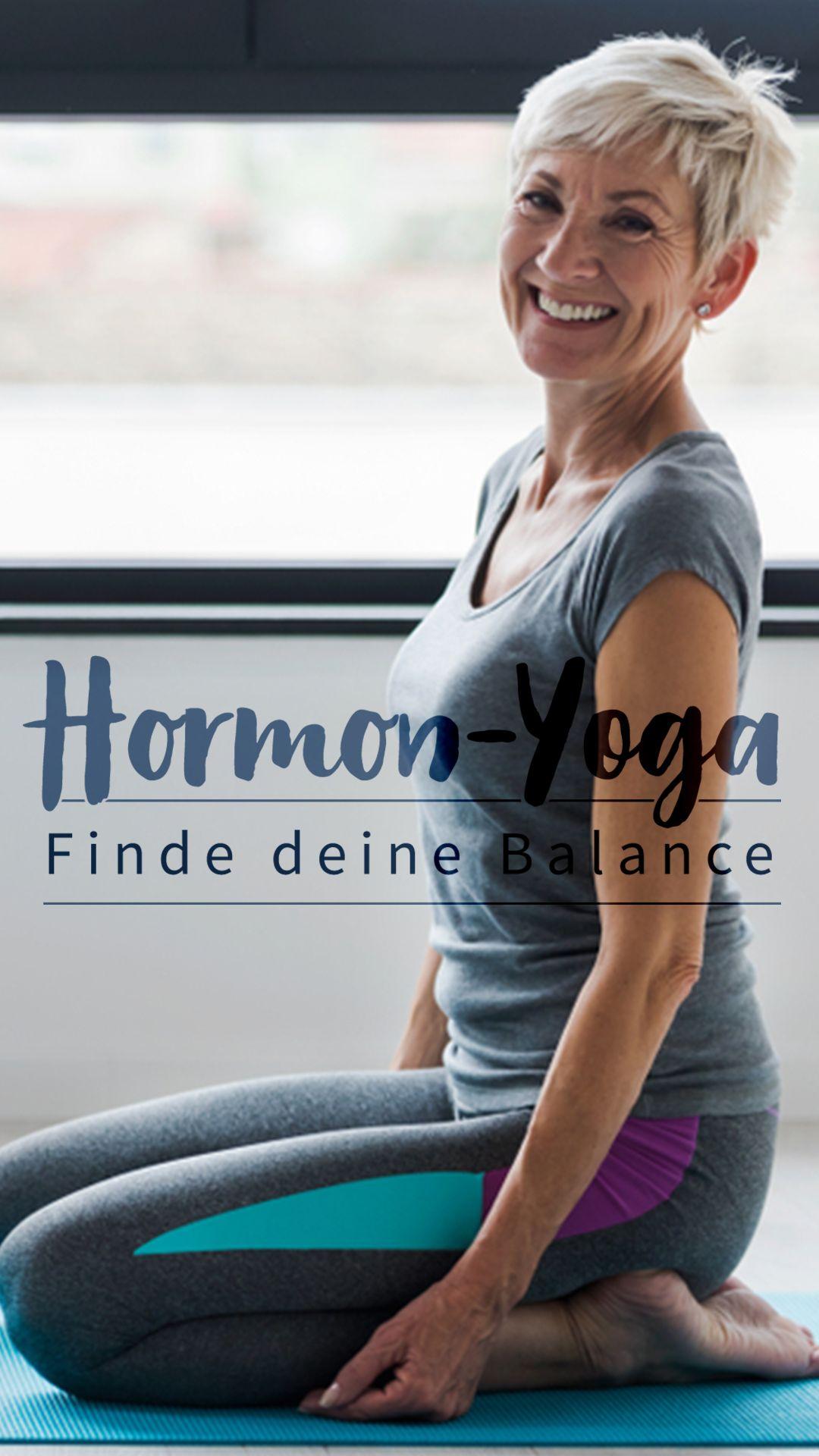 Gut fühlen mit Hormon-Yoga