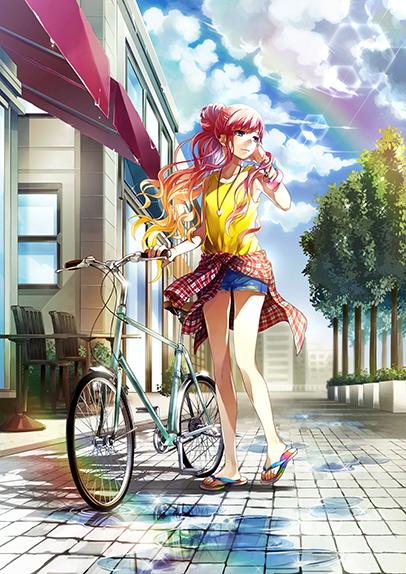 プライド革命 Honeyworks Official Web Site Anime And Etc