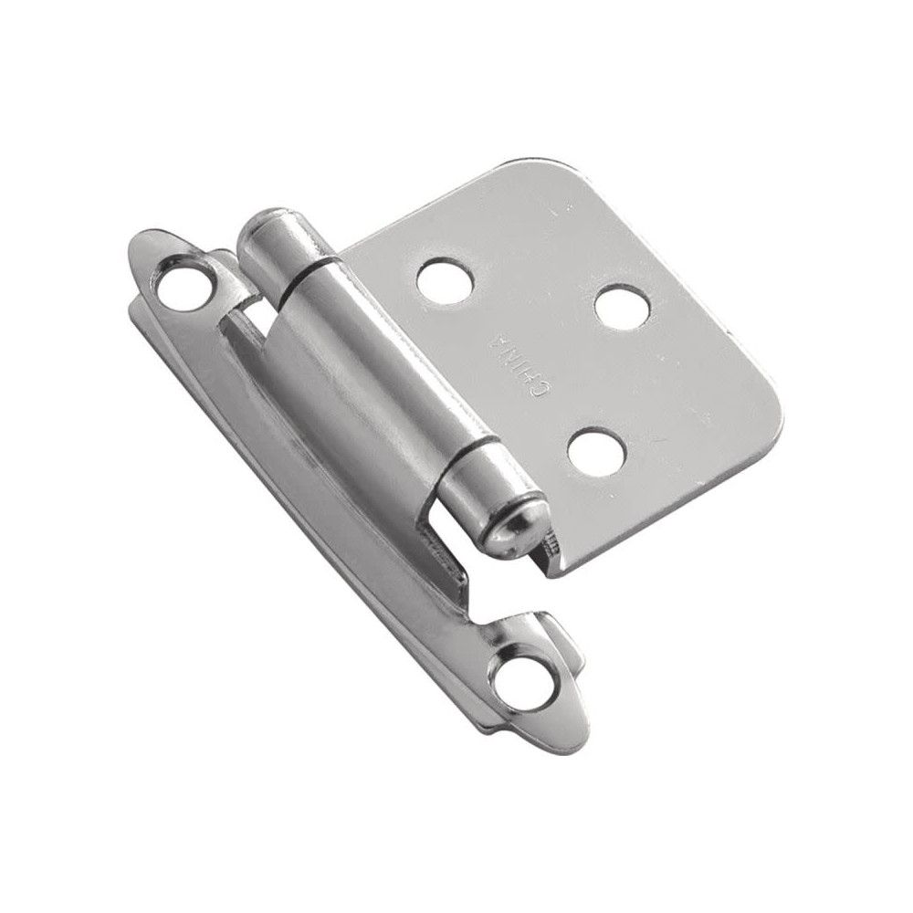 Hickory Hardware P144 Full Inset Traditional Cabinet Door Hinge Flush Hinges Hickory Hardware Traditional Cabinets