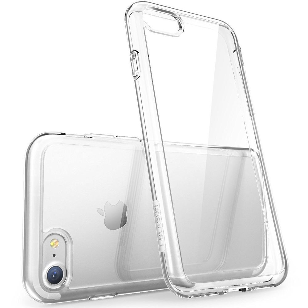 iPhone 7 Case, [Scratch Resistant] i-BlasonClear [Halo Series] for Apple iPhone  #iBlason