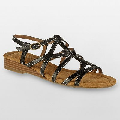 Great strappy and neutral flat!