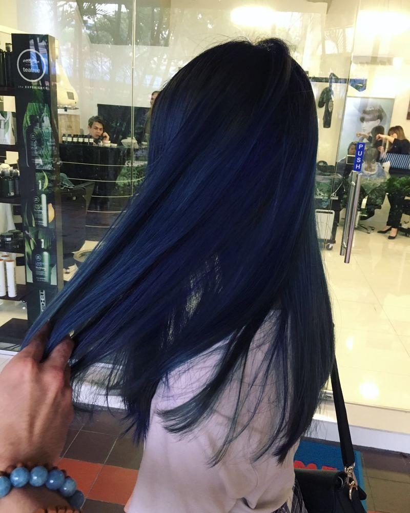 This is how kylie jennerus hair colours look on singaporean hair