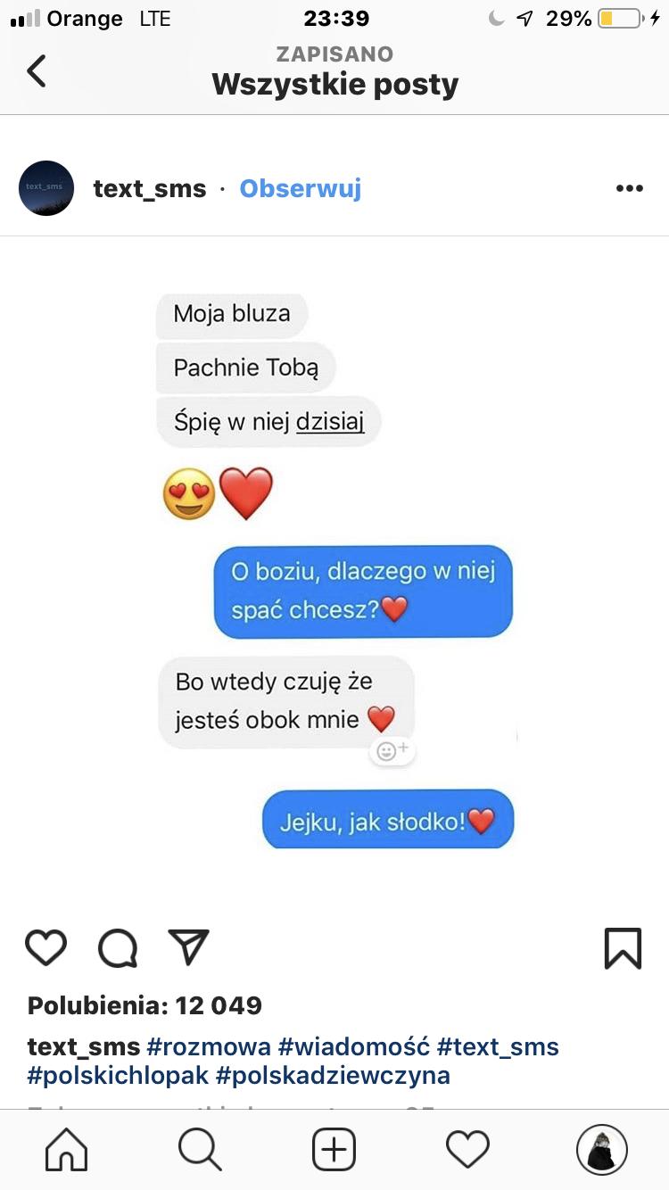 Pin About Cytaty Miłosne Słodkie Teksty I Słodkie Cytaty On 3