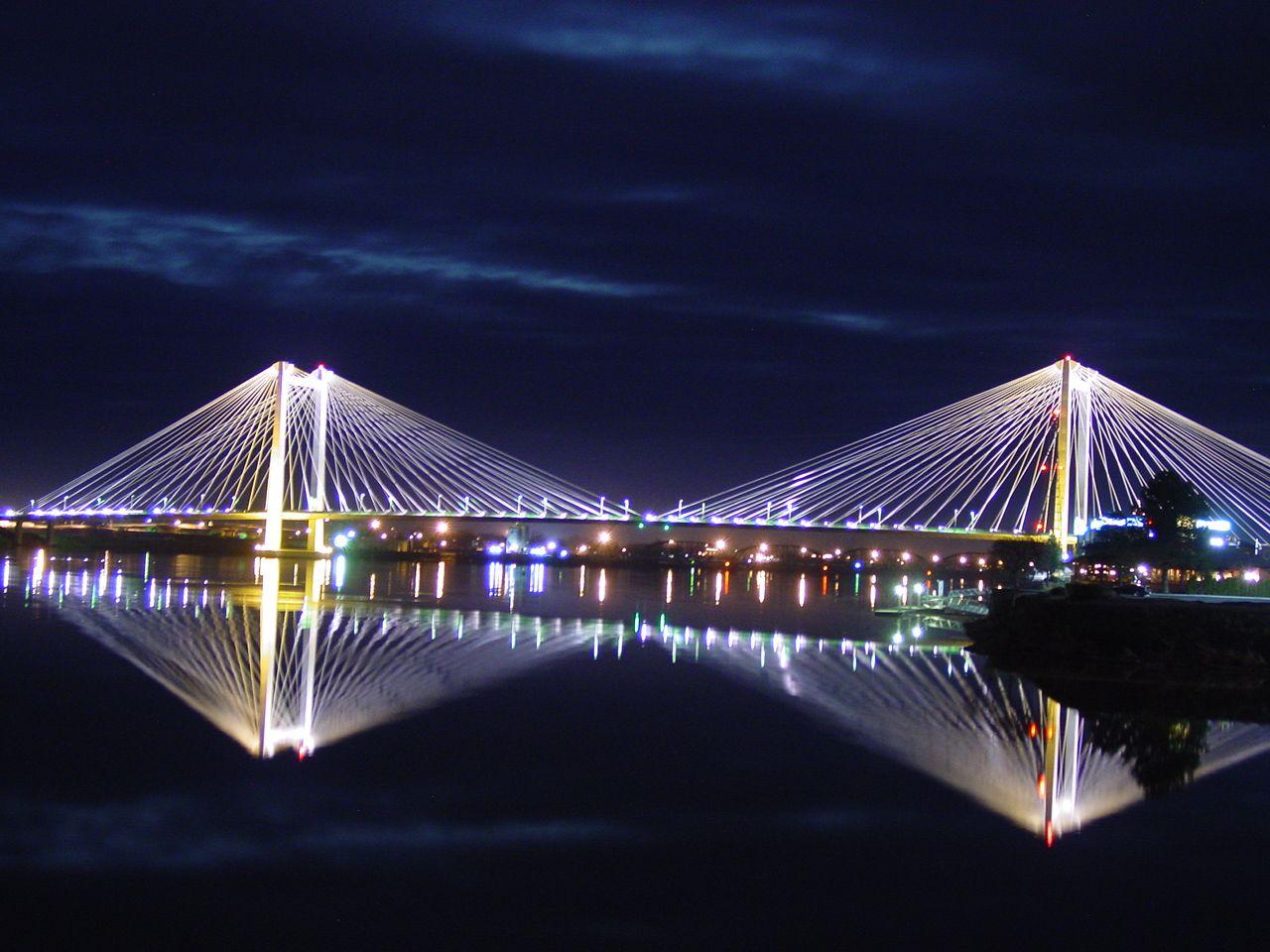 Cable Bridge Pasco Wa Our Town Tri Cities WA Pinterest