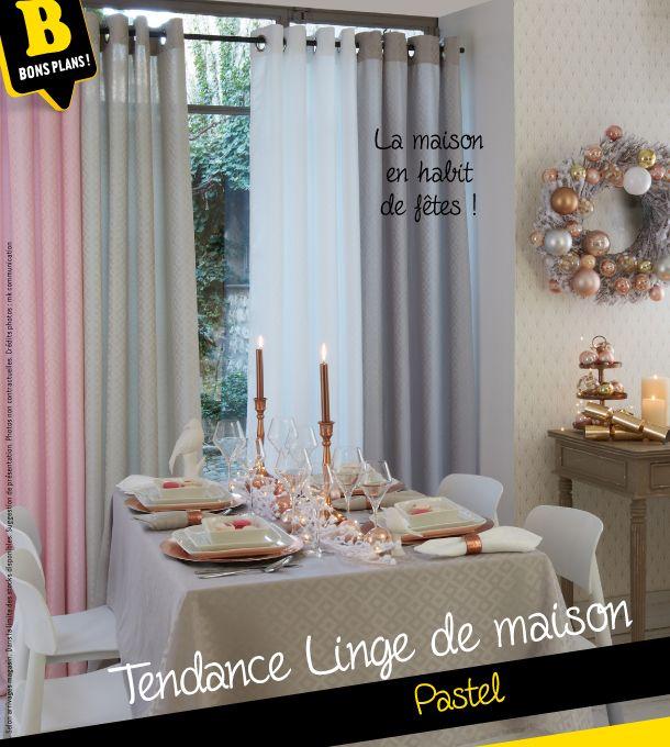 Et si cette année, #Noël se mettait à la tendance #scandinave avec des couleurs #pastel, pour un #intérieur tout en #douceur #NoëlBabou2016