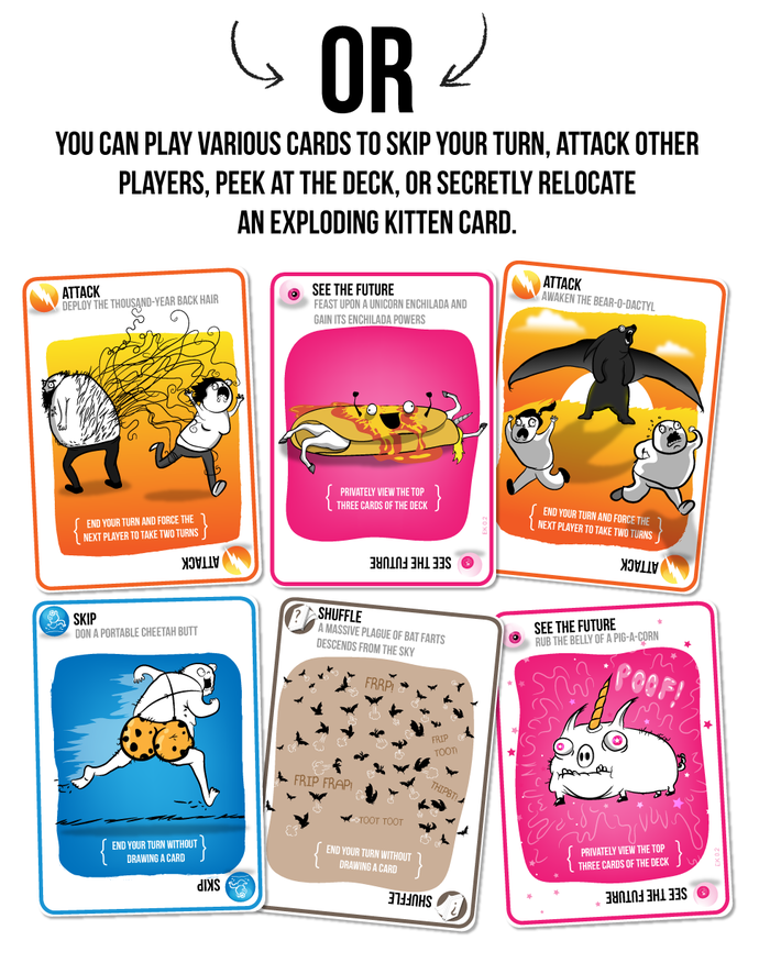 Pin By Joarez Santini On Card Game In 2020 Exploding Kittens