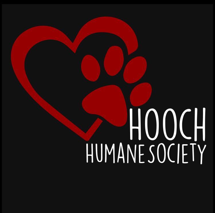hooch humane society tshirt design