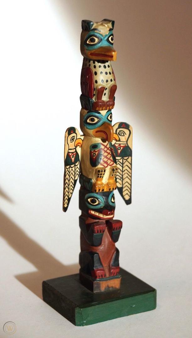 Pin by David Kirkpatrick on Totem Poles Totem pole art