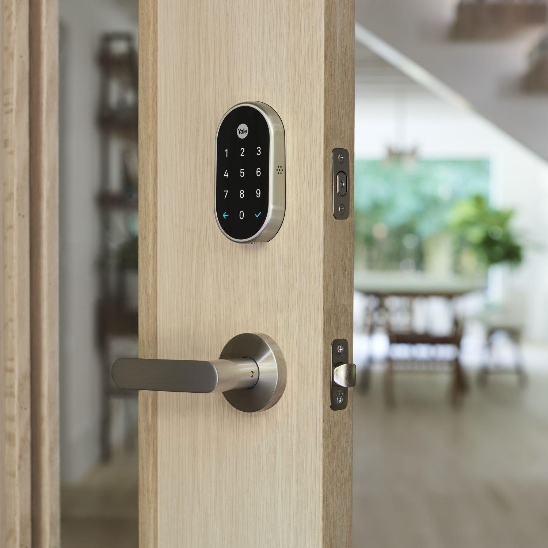 Nest X Yale Lock Connect Review Smart Lock Smart Door Locks Yale Locks