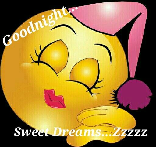 express it with an emoji good night blow heart gif goodnight