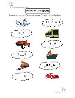 Free Fun Worksheets For Kids: Free Printable Fun Worksheet : EVS ...