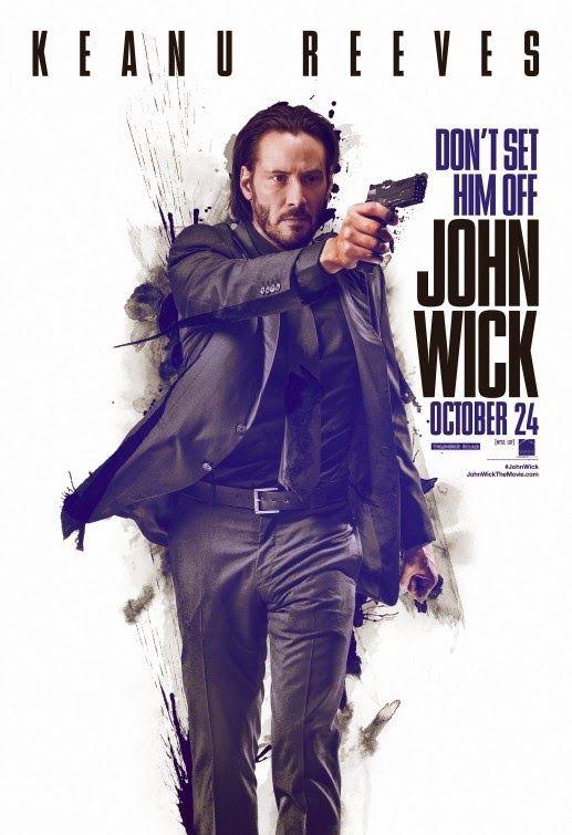 John Wick Is The Bomb Movie Review John Wick Movie Keanu Reeves Keanu Reeves John Wick