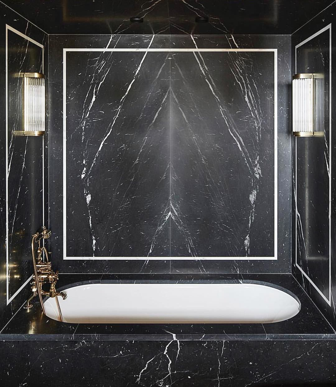 Would You Leave This Beautiful Bathroom ?