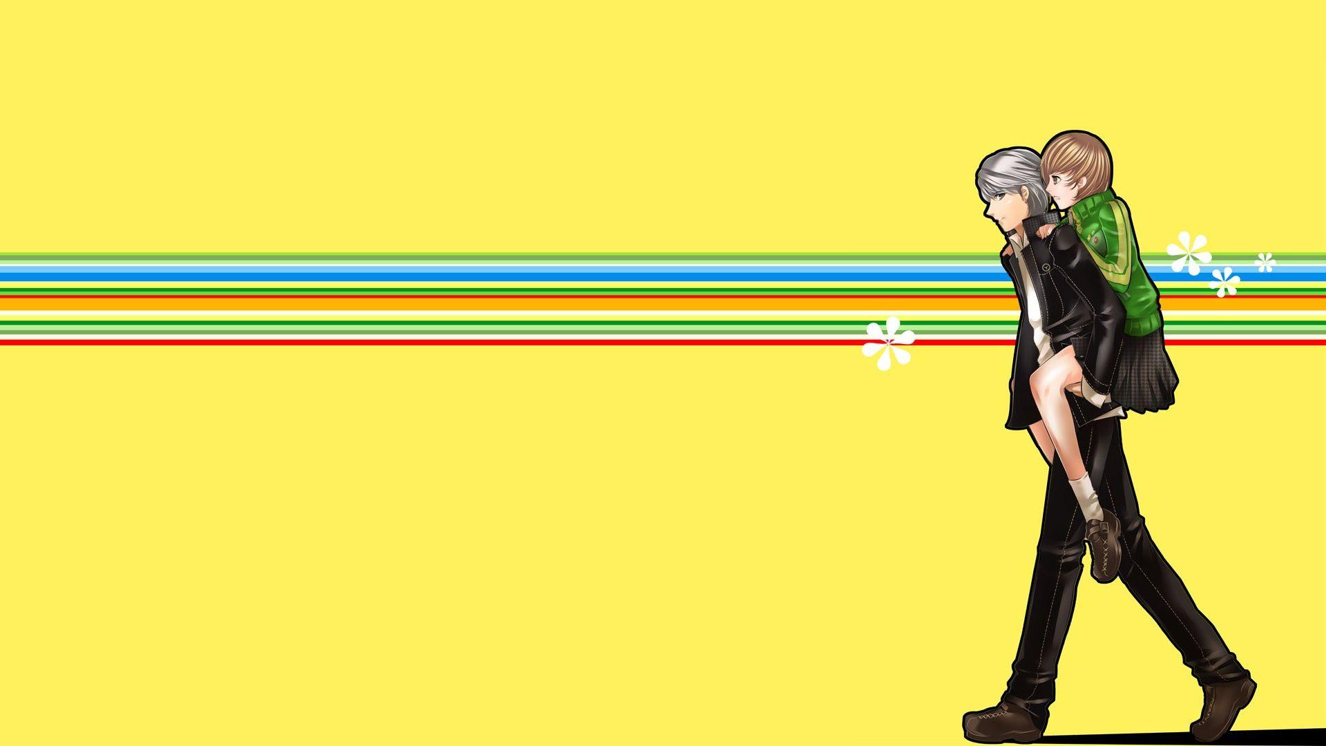Persona 4 Wallpaper Persona 4 Wallpaper Persona 4 Persona