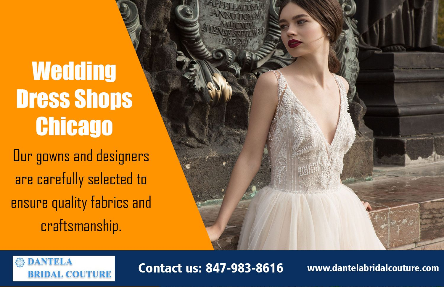 Chicago wedding dress shops  Pin by Wedding Gowns on dantelabridalcouture  Pinterest