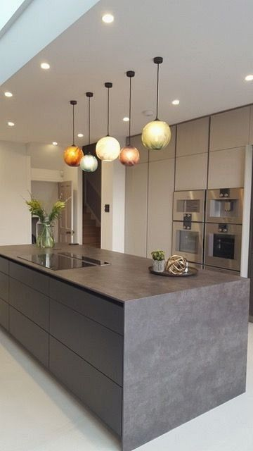 15 kitchen lighting ideas for better meal time modern on modern kitchen design that will inspire your luxury interior essential elements id=14635