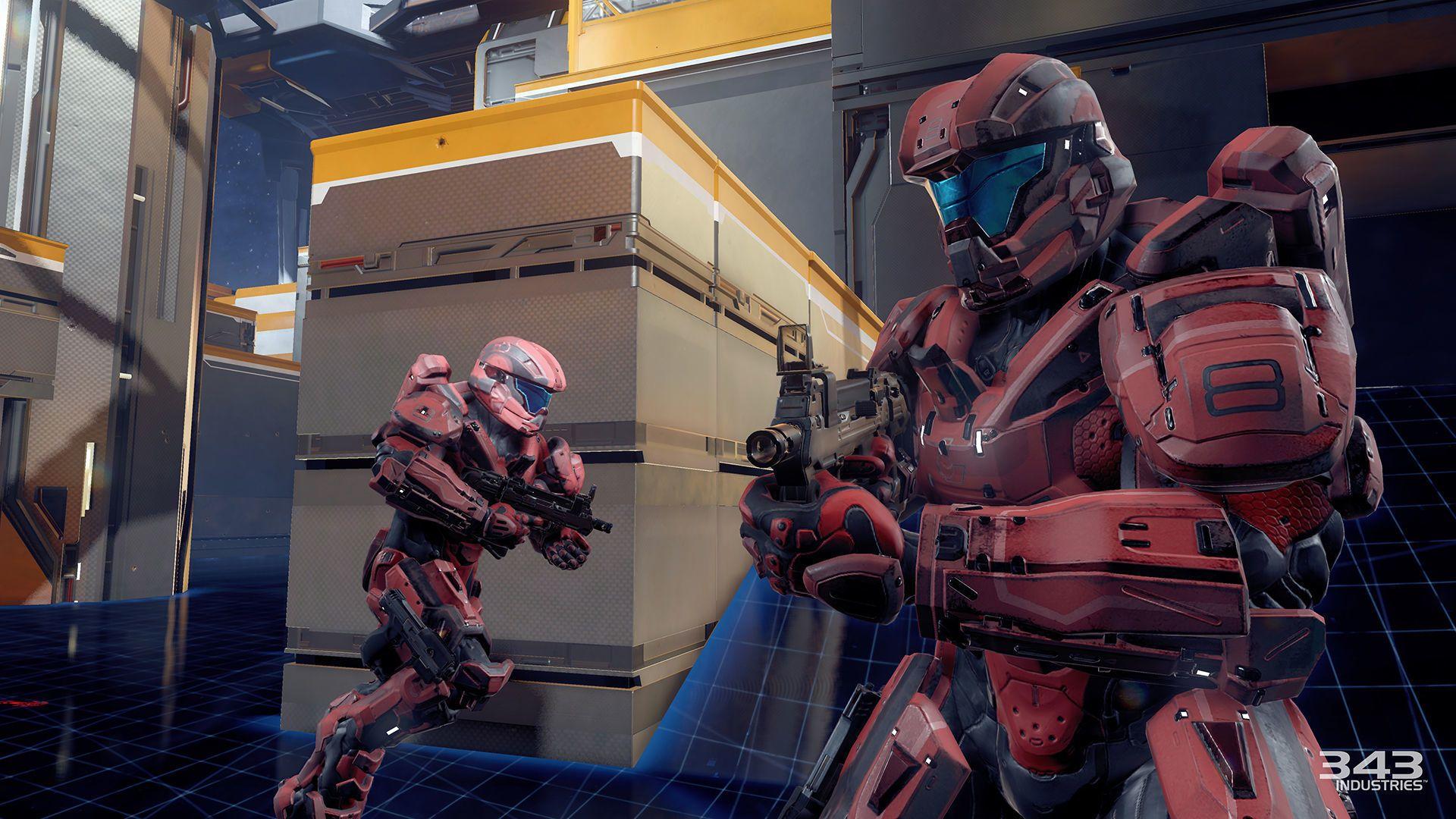 Halo5 Halo5Guardians Para más información sobre