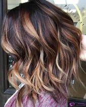 40+ Über Ombre-Haarideen im Trend: Von natürlichem braunem und blondem Ombre-Haar bis hin zu …