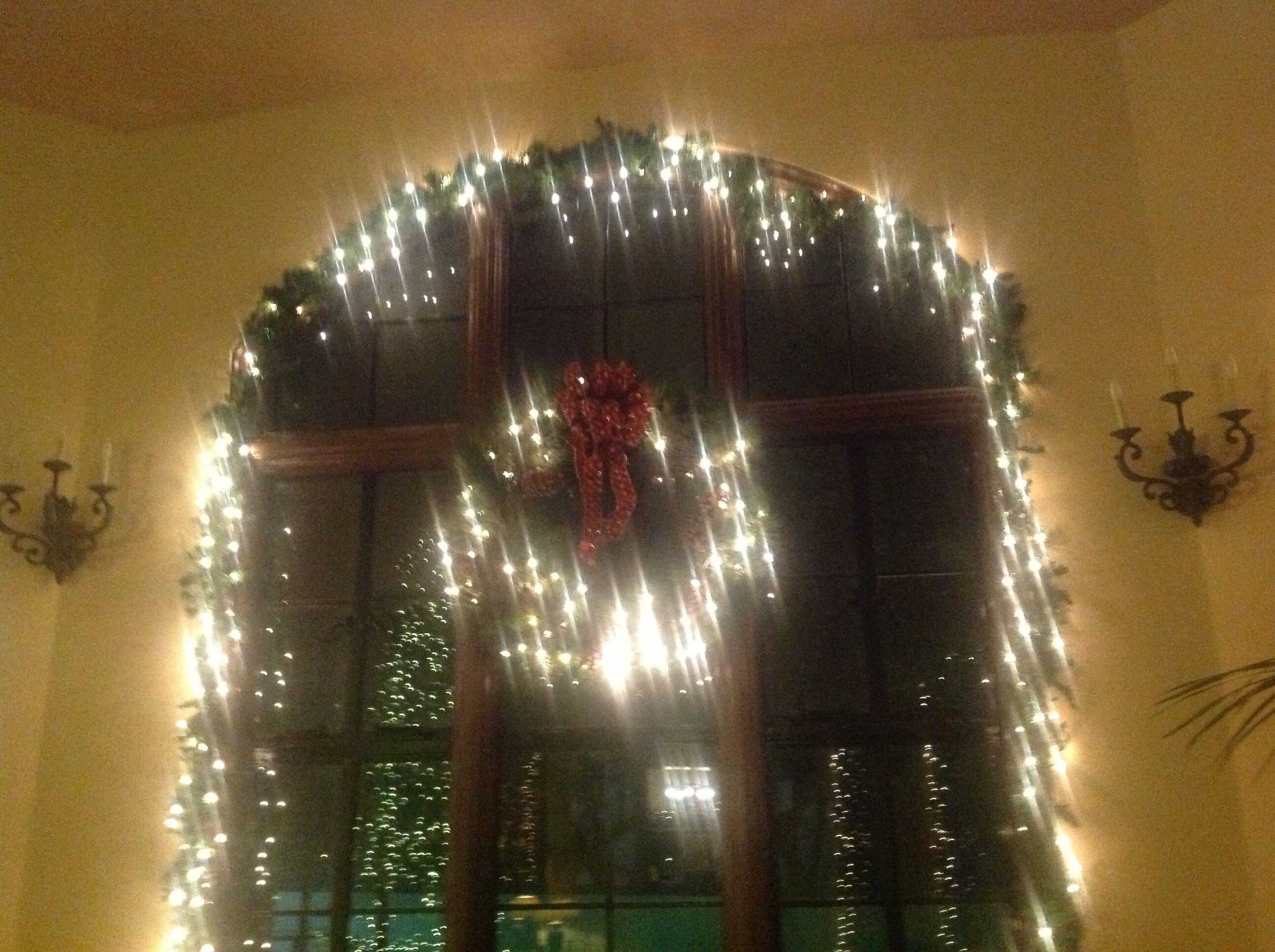 Window Christmas