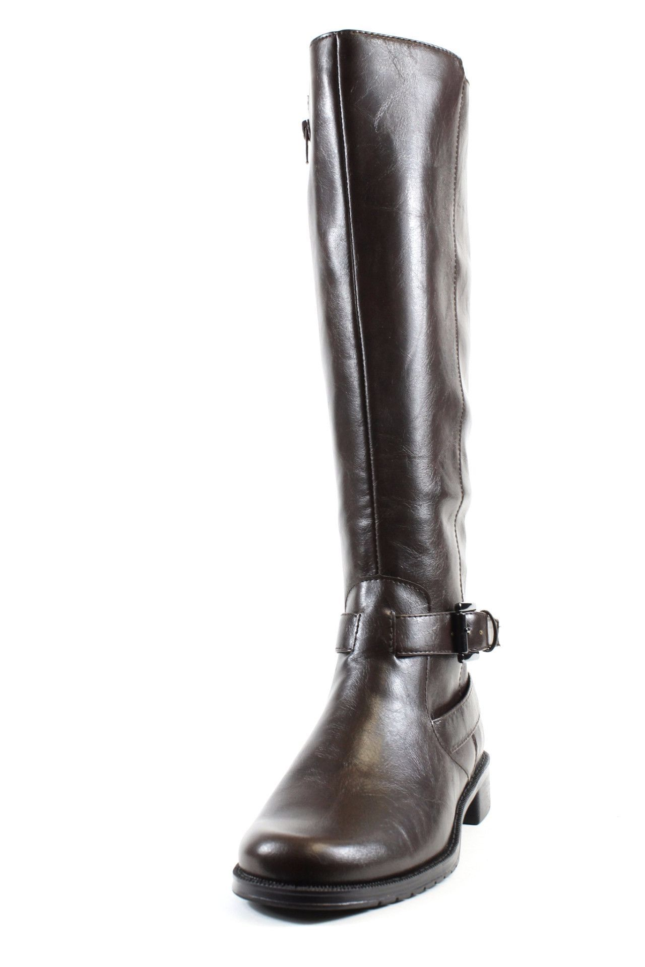 fe3a4de4e4a Aerosoles Ride Line Brown Tall Boots