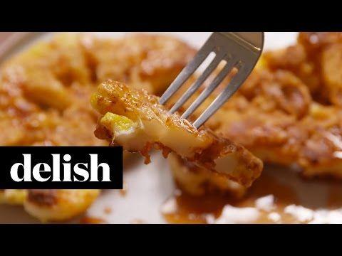 Chicken Fried Cauliflower - Fried Cauliflower Recipe