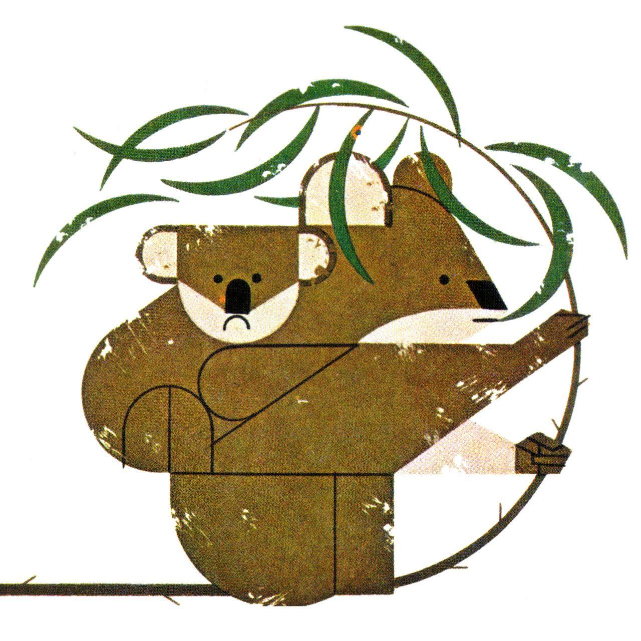 early Charley Harper   Charley   Pinterest   Minimalismo, Pinturas y ...