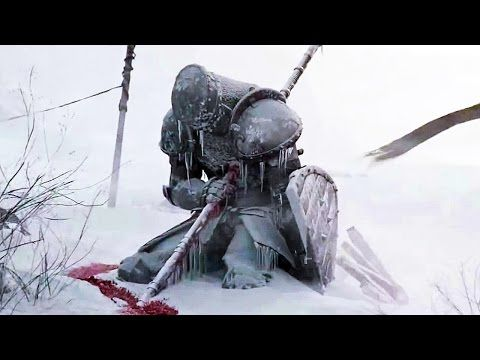 FOR HONOR New Cinematic Trailer (PS4 / Xbox One / PC
