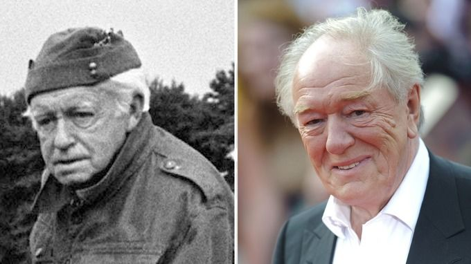 Michael Gambon has been cast as Godfrey, originally played by Arnold Ridley.