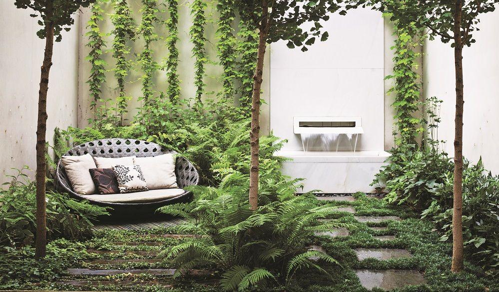Pomysły Na Mały Ogród Przed Domem Ogrody Ogród Projekty