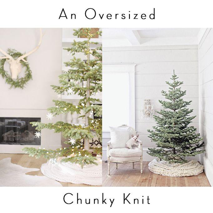 5 Tree Skirt Alternatives - Becki Owens