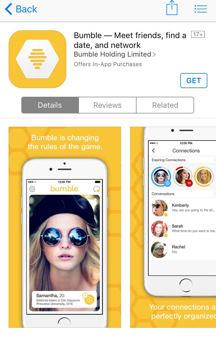 How to get a date on bumble