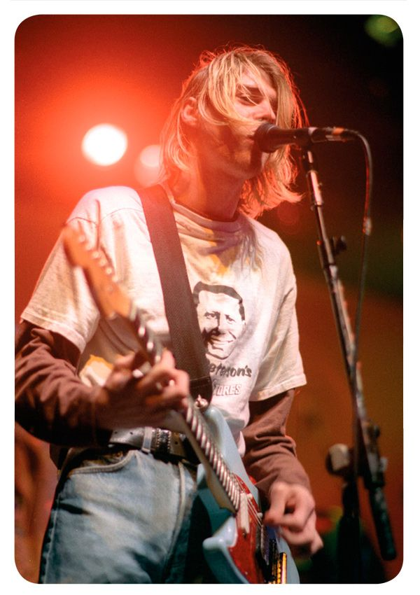 Musica Nirvana And: Kurt Cobain, Salem, December 14, 1993