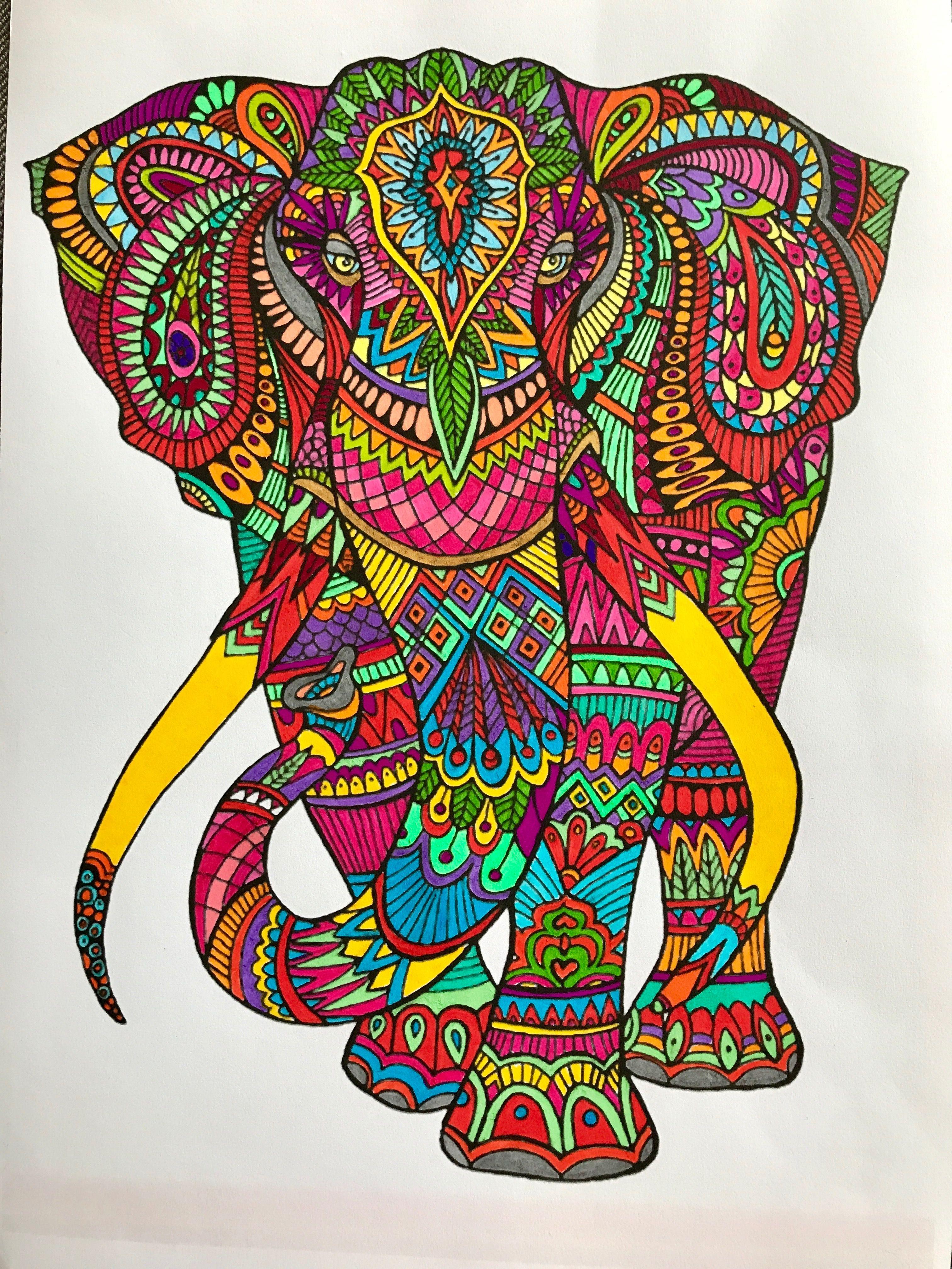 Pin Van Nrinfinity Op Mijn Kleurplaten India Knutselen Doodles Kleuren