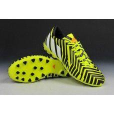 low priced f9978 7ee68 Adidas Predator Absolado Instinct AG Light Flash Yellow White Dark Grey  cheap football shoes