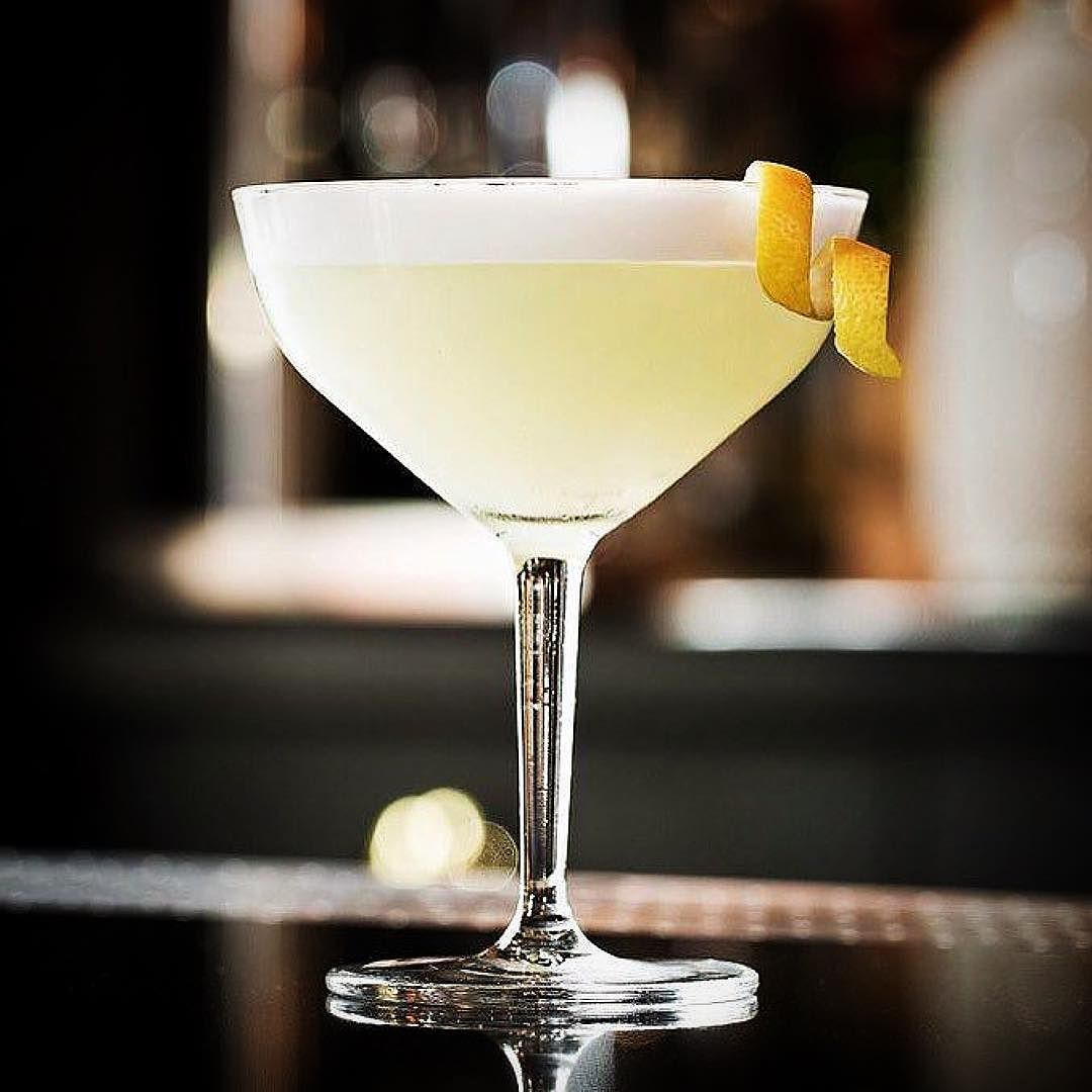 Check Out The Cocktails @speakeasyalice White Lady