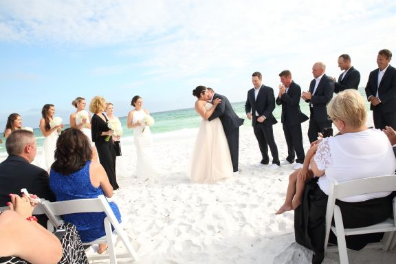Romantic And Stress Free Destin Beach Wedding Planned By Sunquest