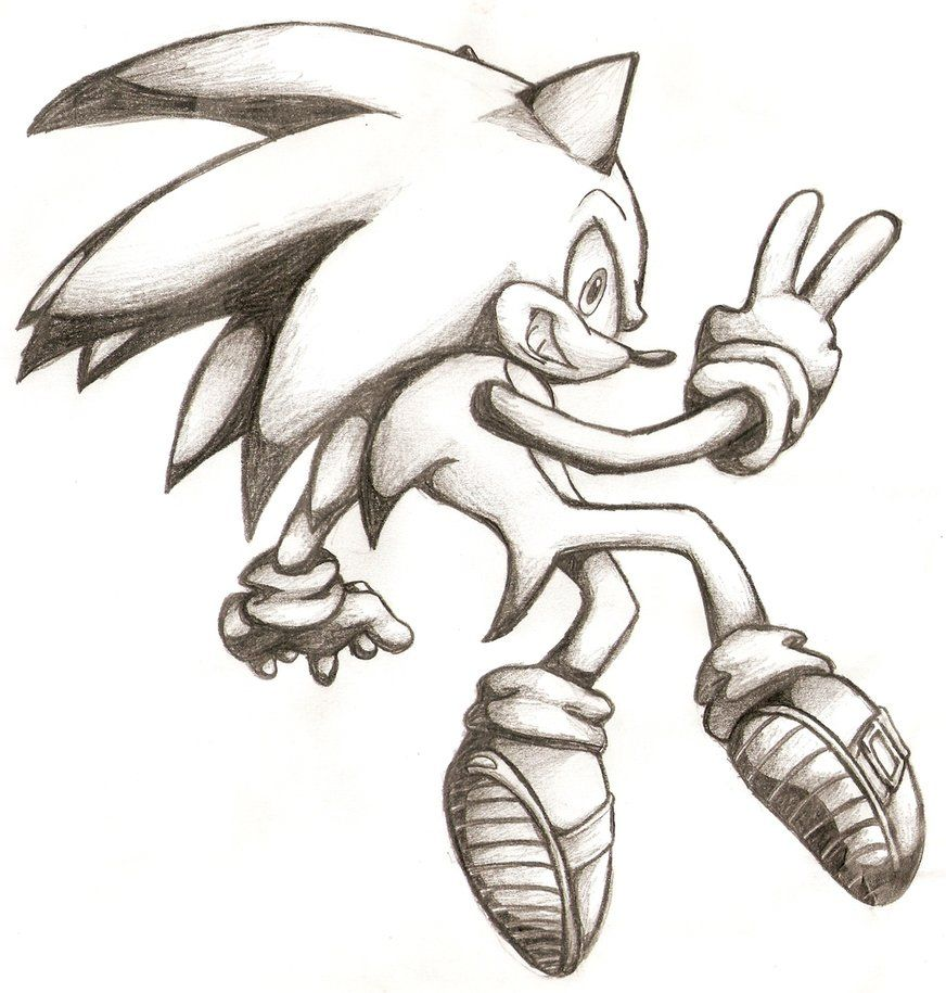 Sketches, Drawings, Sonic The