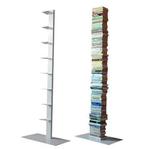 Radius Bucherregal Booksbaum 2 Weiss Einreihig Stehend Gross With Images Home Diy Design Decor
