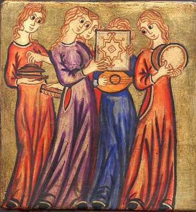 mujeres-medievales.jpg (650×704)