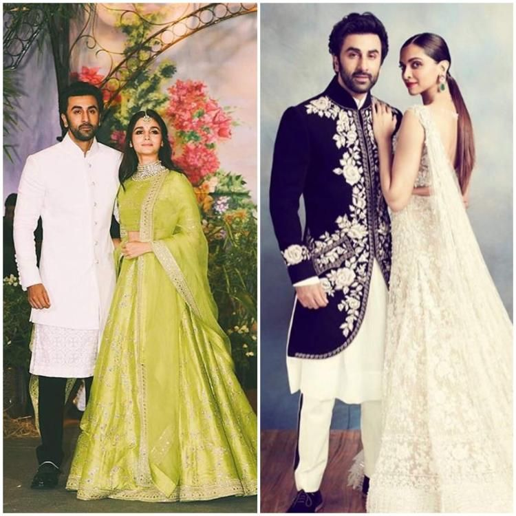 Exclusive Deepika Padukone Knew About Ranbir Kapoor And Alia Bhatt S Relationship Before They Made It Official Handsome Celebrities Ranbir Kapoor Alia Bhatt