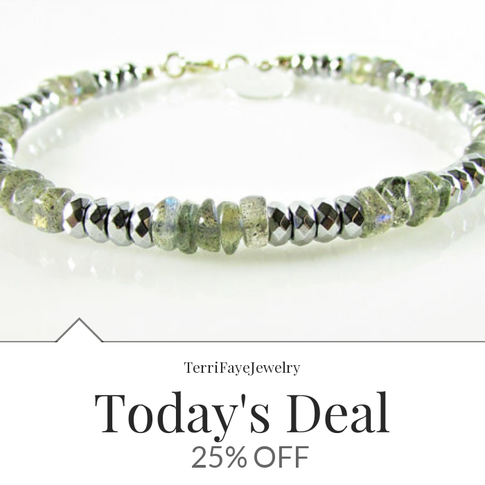 Today Only! 25% OFF this item.  Follow us on Pinterest to be the first to see our exciting Daily Deals. Today's Product: Sale -  Friendship Bracelet, Labradorite Bracelet, Delicate, Gemstone Bracelet, Stackable Bracelets, Hot Trends, Boho Jewelry Buy now: https://www.etsy.com/listing/456083520?utm_source=Pinterest&utm_medium=Orangetwig_Marketing&utm_campaign=Daily%20Oct   #etsyjewelry #etsy #etsyseller #etsyshop #etsylove #etsyfinds #etsygifts #gemstone #gemstonejewelry #photooftheday…